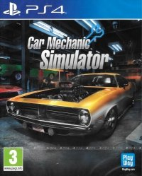 CAR MECHANIC SIMULATOR PS4 PL