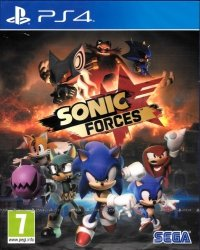 SONIC FORCES PS4 PL
