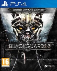 BLACKGUARDS 2 LIMITED DAY ONE EDITION PS4