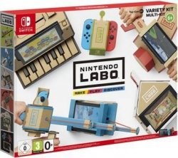 NINTENDO LABO VARIETY KID NINTENDO SWITCH