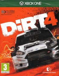 DIRT 4 XBOX ONE PL DUBBING