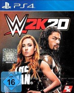 WWE 2K20 W2K20 WRESTLING PS4