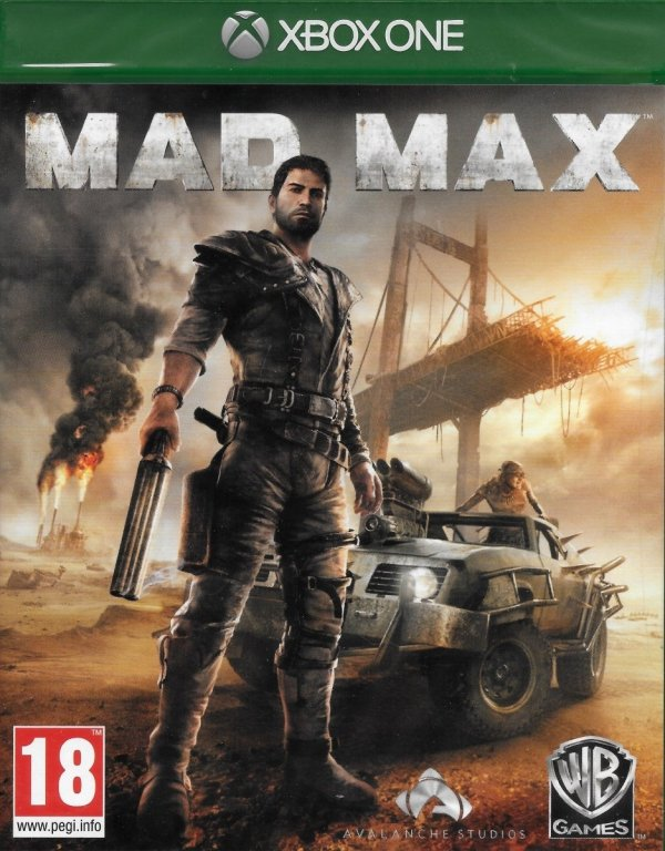 MAD MAX XBOX ONE PL