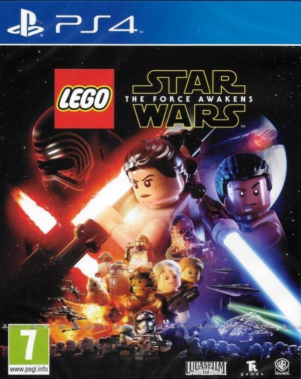 LEGO STAR WARS PRZEBUDZENIE MOCY PS4 PL DUBBING