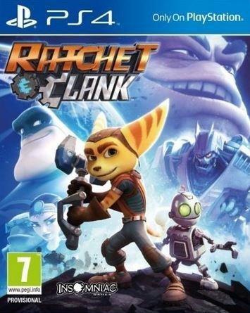 RATCHET & CLANK PS4 PL DUBBING