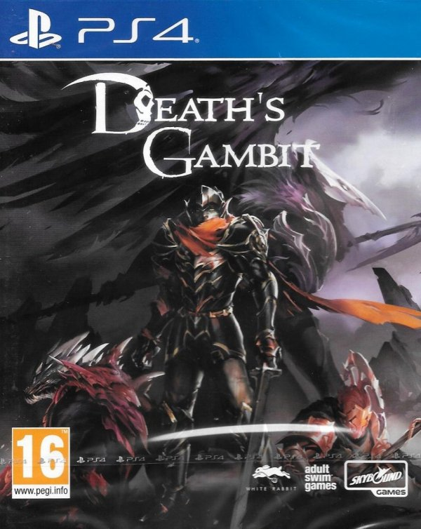 DEATHS GAMBIT PS4