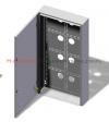 LogiWire Szafka multimedialna natynkowa 370x720x115