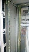 RITTAL Szafa RACK 19 stojąca 42U 800x800 drzwi perforowane, szara