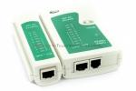 Tester kabli LAN RJ45, TEL RJ11/RJ12