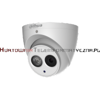 DAHUA kamera kopułka, IP, 4MP, FullHD, IR50m, 2,8mm, WDR120dB
