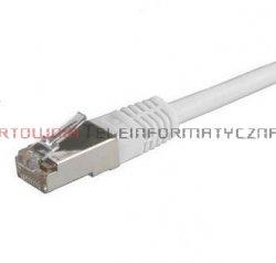 SOLARIX SFTP Patch cord 5,0 m. Kat.6A, LSOH, szary