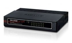 TP-LINK SF1016D Switch 16-port Fast Ethernet, desktop