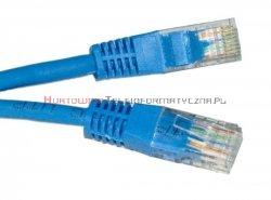UTP Patch cord 2,0 m. Kat.6 niebieski