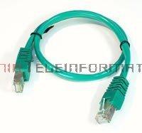 FTP Patch cord 5 m. Kat.5e