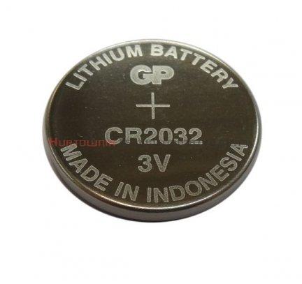 GP CR2032 bateria guzikowa, litowa