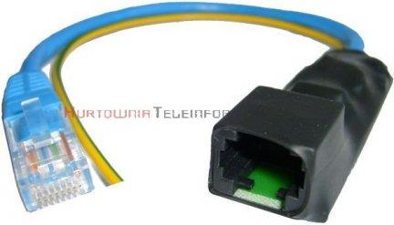 ATTE Moduł zabezpieczający sieć Ethernet przed przepięciami