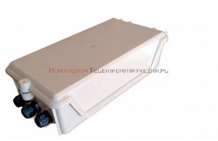 Box / skrzynka rozdzielcza LSA 100 parowa zamykana, hermetyczna