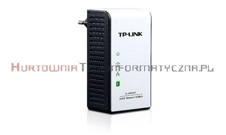 TP-LINK zestaw transmiterów sieciowych WPA271, wbudowany bezprzewodowy punkt dostępowy 150 Mb/s NAV200 oraz TL-PA211 200Mb/s