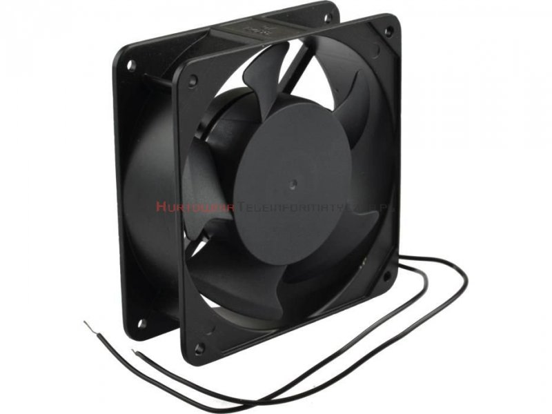 Wentylator 120x120mm 230V 50 Hz (do zastosowania w szafach wiszących)