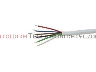 Kabel alarmowy YTDY 6x0,5