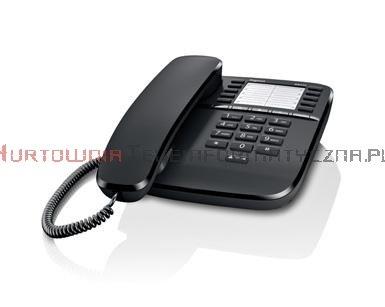 GIGASET DA510 Telefon analogowy czarny