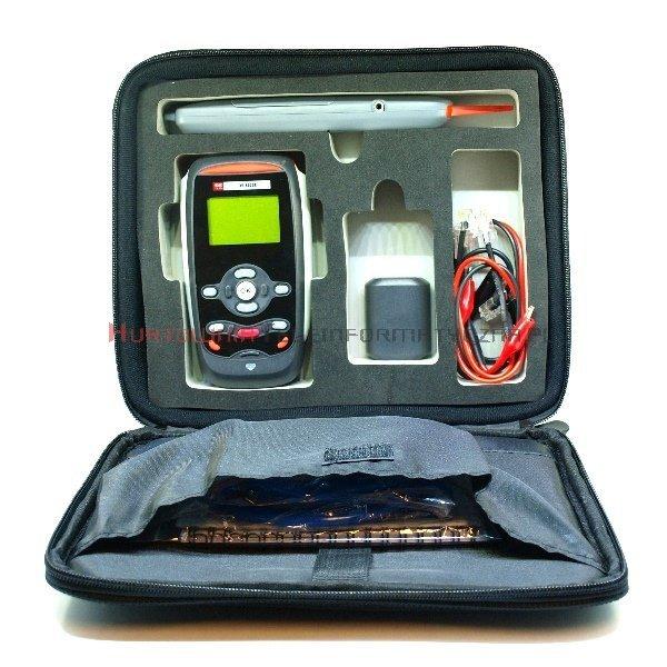 Zaawansowany tester okablowania z szukaczem 8020A, LCD, pomiar dł. kabla i miejsca awarii, ping, PL