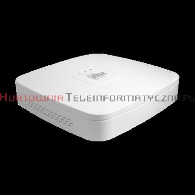 DAHUA Rejestrator 8 kanałów IP, Audio IN/OUT, FullHD, HDMI, VGA, 2xUSB