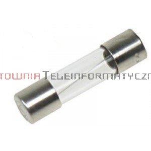 Bezpiecznik rurkowy topikowy szklany 20mm 4A