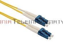 Patch cord światłowodowy LC/UPC-LC/UPC, SM, 9/125, dupleks, 2,0 m