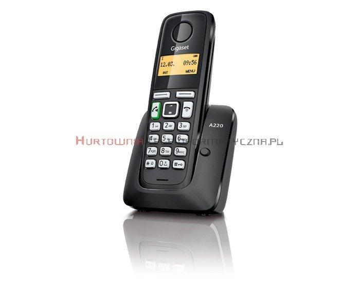 Telefon bezprzewodowy Siemens Gigaset A220