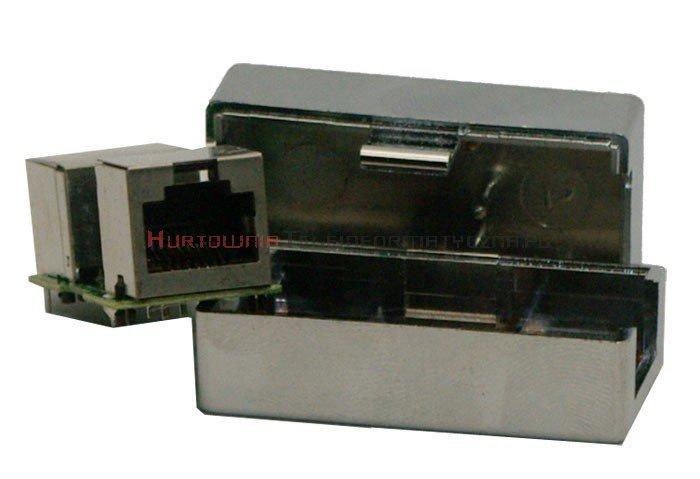 Łącznik RJ45 8-pin kat.5e ekranowany