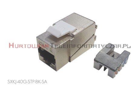 SOLARIX keystone kat.8 40G FTP, beznarzędziowy