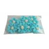 Kwiatki cukrowe na tort NIEZAPOMINAJKA 10szt niebieskie