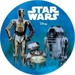 Opłatek na tort Star Wars Przebudzenie Mocy