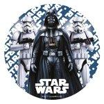 Modecor - opłatek na tort Gwiezdne Wojny Darth Vader Star Wars