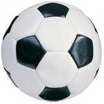 Hokus- opłatek na tort okrągły piłka futbolowa