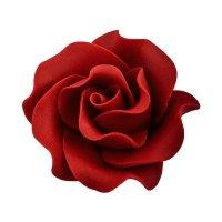 Cukrowe kwiaty na tort RÓŻA MAX 6 szt. (13 kolorów)
