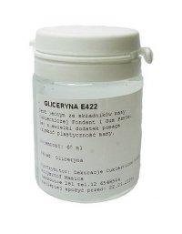 Gliceryna spożywcza E422 - dodatek do mas plastycznych