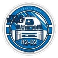 Modecor - opłatek na tort Gwiezdne Wojny R2-D2