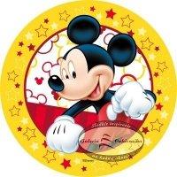 Modecor - opłatek na tort Myszka Mickey C