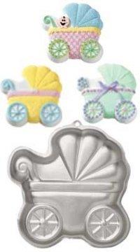 Wilton - Baby Buggy - Forma aluminiowa Wózek Dziecięcy