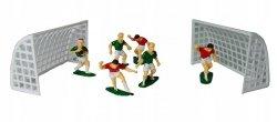 Figurki na tort piłkarze i bramki piłka nożna