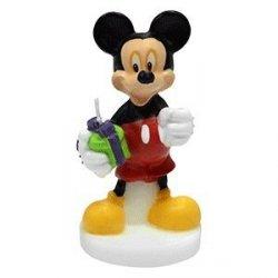 Świeczka urodzinowa figurka 3D na tort MYSZKA MIKI
