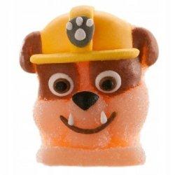 Figurka żelkowa żelki na tort Psi Patrol: Rubble 1szt