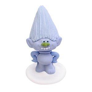 Cukrowa figurka na tort Trolle Trolls Mruk
