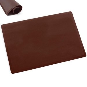 Stolnica / mata silikonowa do ciasta oraz pieczenia 60 x 50 cm