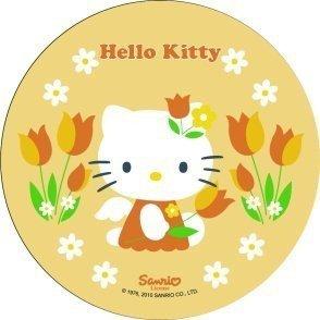 Modecor - opłatek na tort okrągły Hello Kitty D
