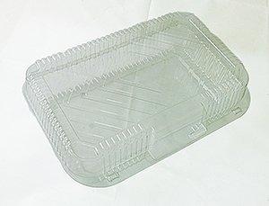 Pojemnik na ciasto 10 szt - niski