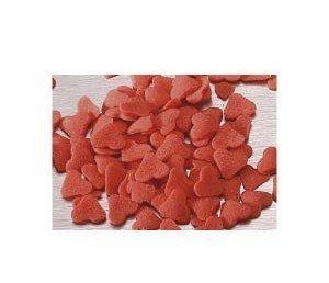 Posypka dekoracyjna confetti serduszka czerwone