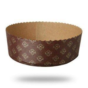 Forma papierowa do pieczenia ciasta 155/55 - 5szt